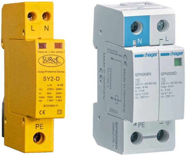 Surge Protection (443.4)